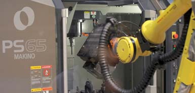 7 Ways to Improve Vertical Machining Center Productivity in Job Shops