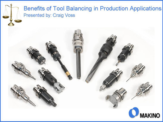 Benefits of Tool Balancing in Production Applications